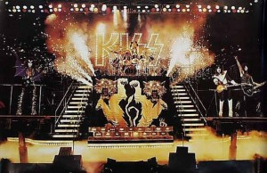 Kiss Stage